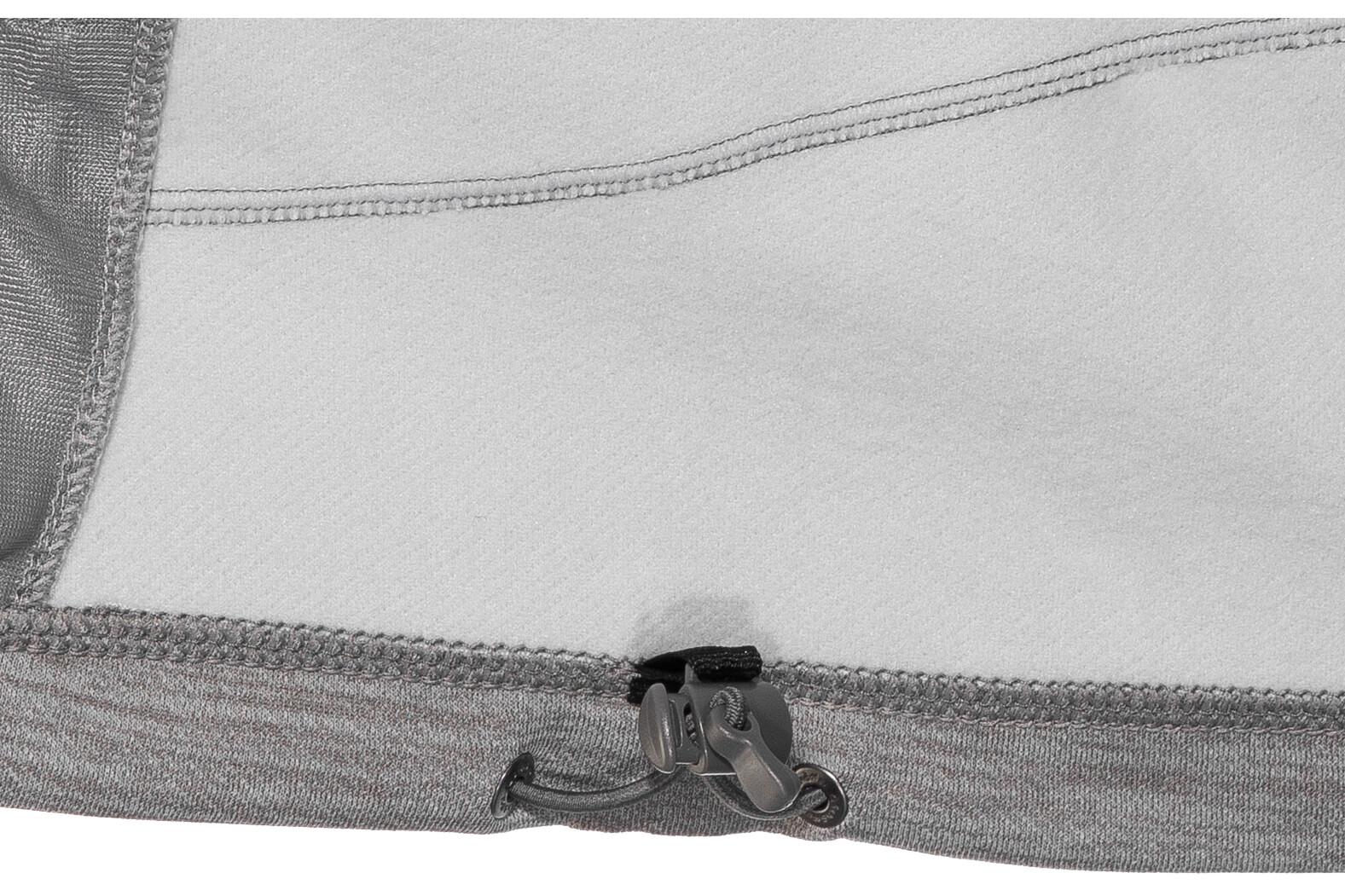 gut kaufen attraktive Mode ausgereifte Technologien Schöffel Monaco1 Fleece Jacket Men silver filigree